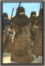Moorish Dismounted Tuareg