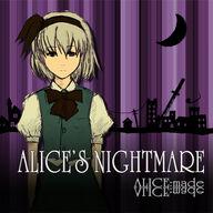 Alice's nightmare cover