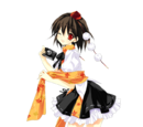 Touhou Pocket Wars 2nd: Aya