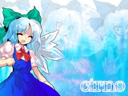 File:Touhou Cirno Wallpaper Caption(1).jpg