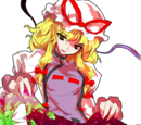 Scarlet Weather Rhapsody/Characters/Yukari Yakumo