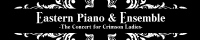 East Piano Ensemble banner