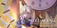 "Serial,R series ""9XXX02"" #02 -MAGDALENA-"