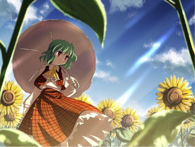 File:Touhou - Yuuka5.jpg