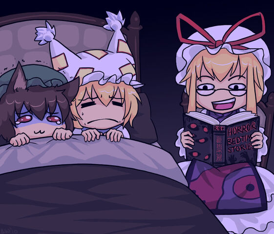 File:TH Yakumo Bedtime Story by K0N3K0.jpg
