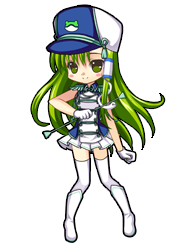 Sanae Cheerleader
