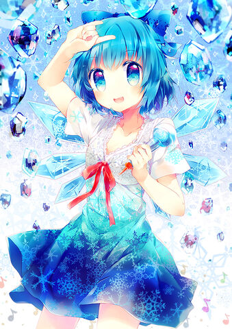 File:Cute Little Cirno .jpg