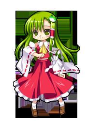 Sanae Reimu