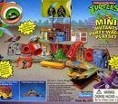 Mini Mutants Party Wagon