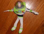 Burger King Buzz Lightyear puppet