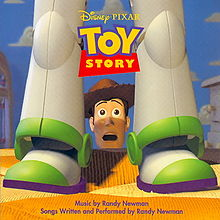 220px-Toy Story Soundtrack