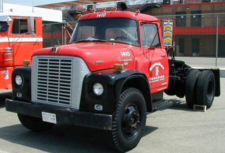 International 1968 Loadstar 1700 diesel