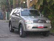 09-10 Toyota Fortuner