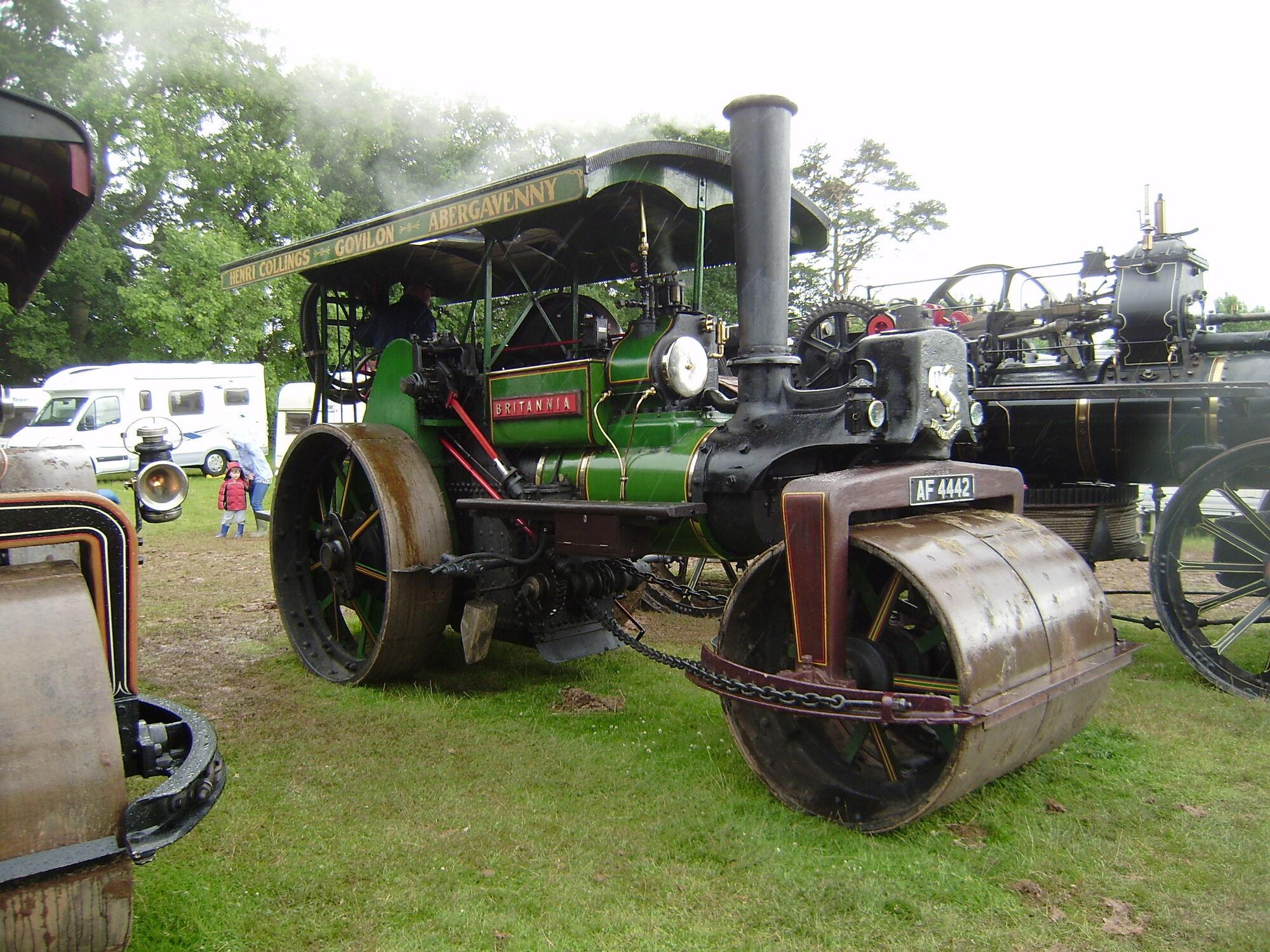 Aveling porter tractor construction plant wiki fandom powered by wikia - Porter international wiki ...