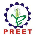 Preet logo