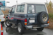 Toyota Land Cruiser 70 001