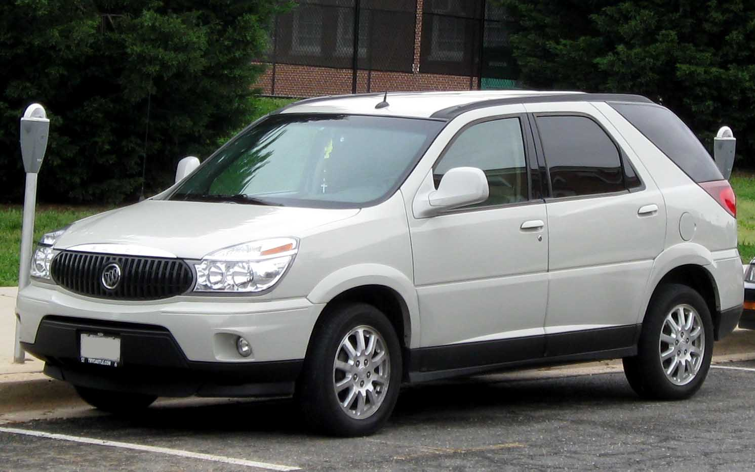buick rendezvous tractor construction plant wiki. Black Bedroom Furniture Sets. Home Design Ideas