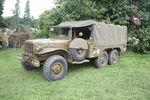 US Army truck at Harewood 08 - IMG 0502