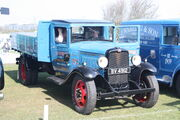 Bedford ? - BV 4912 of P. Wareing at Riverside 2010 - IMG 7620