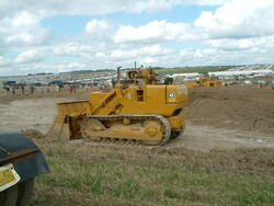 Caterpillar 951C at GDSF