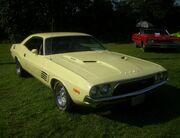 '72 Dodge Challenger (Rigaud)