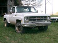 1979 GMC K15 Sierra Grande