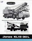 1980s JONES KL15-30L on Foden FC Series cranecarrier