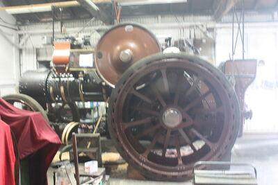 Fowler no. 15787 RL Iron Duke - EP 2398 at Klondyke mill 09 - IMG 7192
