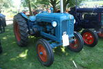 Fordson Major Diesel - reg 896 XUL at Woolpit 09 - IMG 1214