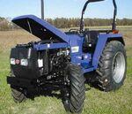 Long LandTrac 470 DTC MFWD-2001