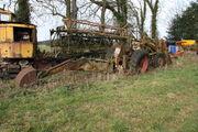 Bray-Sherman f8 digger Fordson at Andrew Beaulas WD - IMG 4680