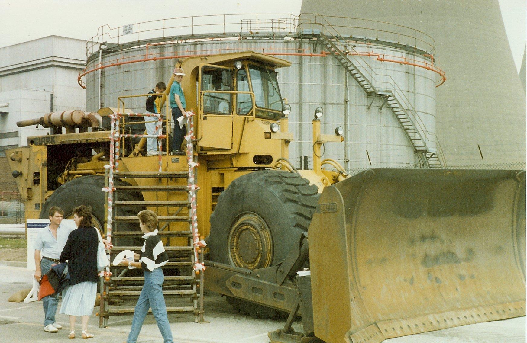 Clark Equipment Company Tractor Amp Construction Plant