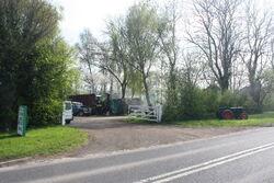 Klondyke Mill entrance - IMG 7263