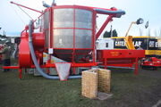 Portable Grain Dryer at Lamma - IMG 4703