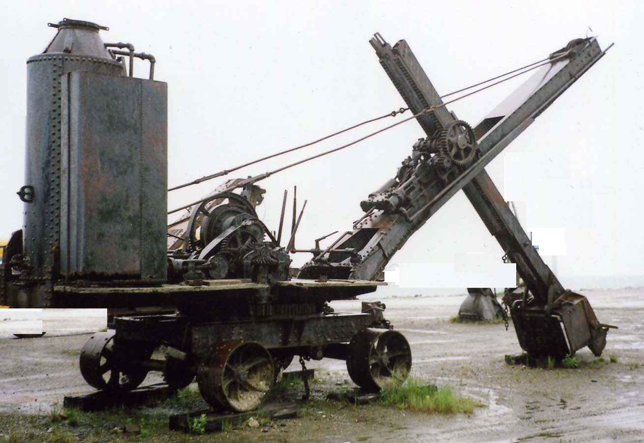 Steam shovel | Tractor & Construction Plant Wiki | Fandom ...