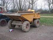 Thwaites dumper (used) DSC01734