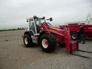 Redrock TH280s loader at SED 09 - P4250118