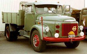 Volvo L495 Titan Truck 1965