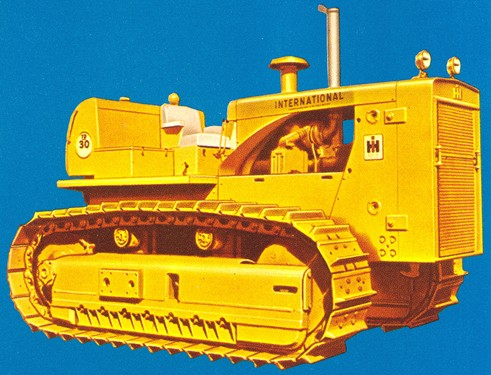 International TD-30 | Tractor & Construction Plant Wiki ...