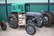 Lambourn cab on a Ferguson tractor -bath - IMG 5057