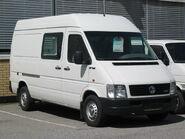 VW LT35 2.5Tdi 2002