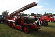 1912 Morris-Belsize fire engine - CR 1500 - Madalaine at Great Henham rally 2011 - IMG 7657