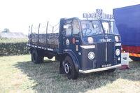 Leyland Beaver - KHA 699 - Brewery dray at Barton gate 2010 - IMG 7736