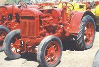 McCormick-Deering W-14 1939 rubber
