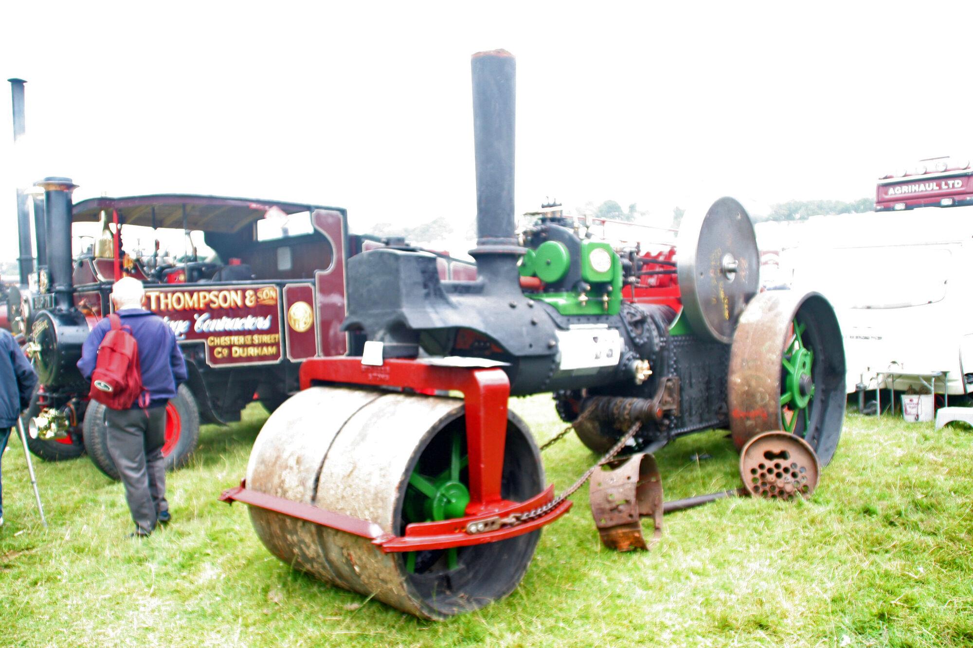 Aveling porter no 9303 tractor construction plant wiki fandom powered by wikia - Porter international wiki ...
