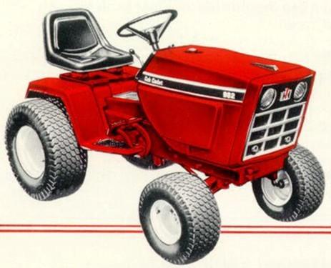 International Cub Cadet 982 | Tractor & Construction Plant ...