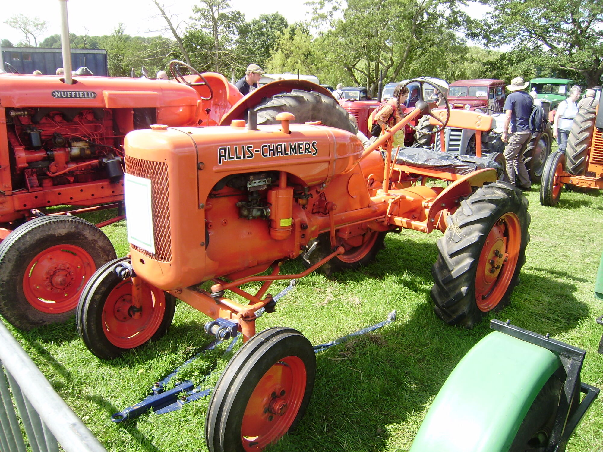 List of allis chalmers tractors tractor construction plant wiki fandom powered by wikia