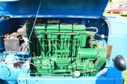 Fordson Major with Deutz engine - DEY 356 at Anglesey - IMG 2457