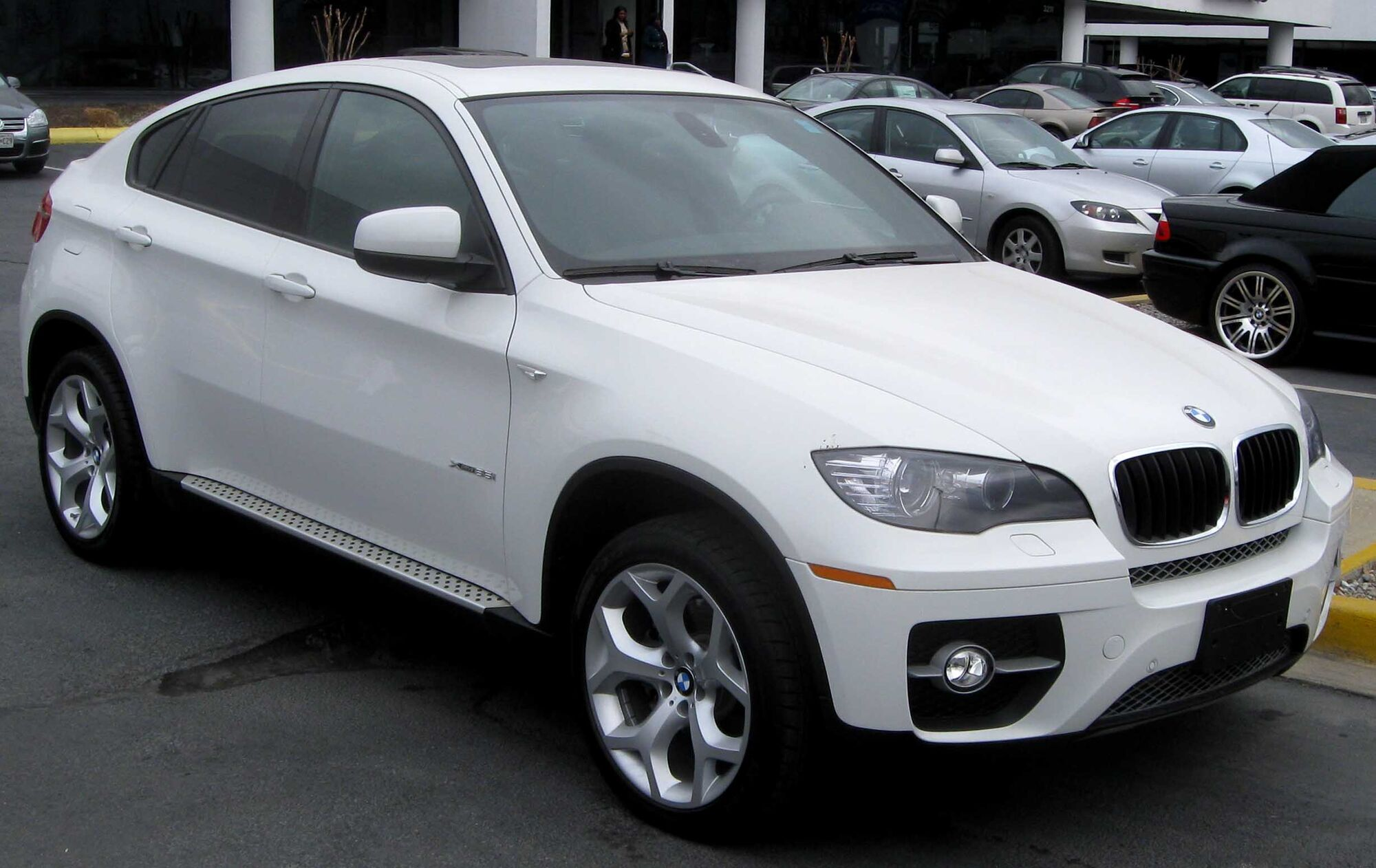 Bmw X6 Tractor Amp Construction Plant Wiki Fandom