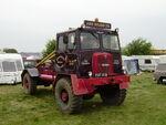 AEC matador - Duglas timber tractor - PUT 510 at Rushden 08 - P5010262